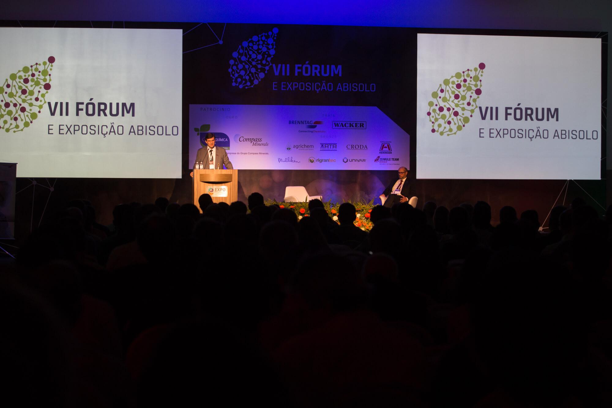 Forum ingles - ABISOLO – Associação Brasileira das Industrias de